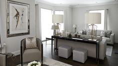 Лондонский интерьер в бларогодном сером от Boscolo - Дизайн интерьеров   Идеи вашего дома   Lodgers