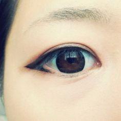 T-ARA ジヨン アイメイク|T-ARA Jiyeon Eye Makeup