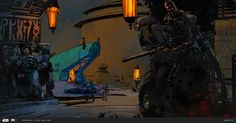 A little while ago, ArtStation ran a competition with Industrial Light &amp…