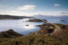 The bridge to Skye by VisitScotland, via Flickr    http://www.flickr.com/photos/visitscotland/6271903788/in/photostream/
