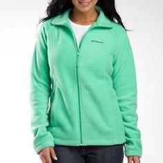 Columbia® Fleece Jacket, 3 Rivers Full Zip - jcpenney