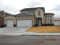 Talk about BIG. Barstown hud home for sale in California. For more info JUST CLICK THE PIC! Case Number: 048-483860