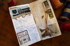 Baum-Kuchen - Traveler's Notebook