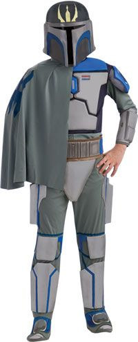 Click Image Above To Purchase: Deluxe Pre Viszla Boys Costume - Star Wars Costumes