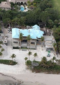 Construction has begun on Elin Nordegren's dream home in North Palm Beach, located on the lot of her former  $12 million mansion