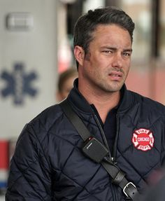 CHICAGO FIRE: A concerned Severide | Shared by LION