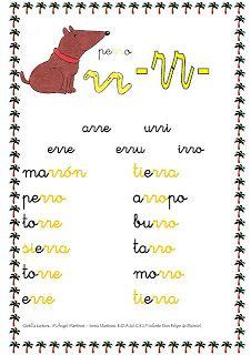 ESOS LOCOS BAJITOS DE INFANTIL: CARTILLA DE LECTURA Spanish Sentences, Kids Homework, Calligraphy Letters, Homeschool, Lettering, Motivation, Education, Reading, Sully