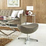 Modway Furniture Glove Wool Ottoman  #design #homedesign #modern #modernfurniture #design4u #interiordesign #interiordesigner #furniture #furnituredesign #minimalism #minimal #minimalfurniture