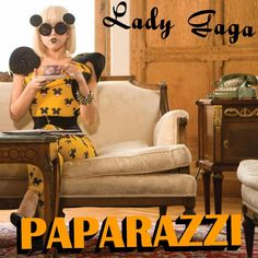 Lady Gaga Paparazzi Outfit