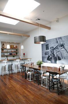 Yummy Greek food at Souvla in Hayes Valley, San Francisco // via Spotted SF
