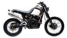 "Honda Dominator 650 # 016 ""Tremore"""