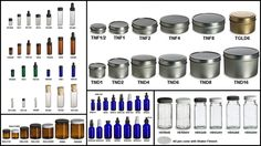 Shhhhh… another secret…. well sort of. The Specialty Bottle Company. No minimum order. Wonder where crafty people got their lip balm containers, their cute tins with the slide tops, bottles - plastic and glass, and vials? Love this company and...