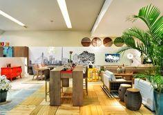 Adriana Scartaris design de interiores: LOFT DA MULHER CONTEMPORÂNEA. Concebido por Adriana Scartaris para a sexóloga Laura Muller.