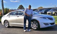 Congratulations to Lanny Lockett on his purchase of this beautiful Lincoln MKZ Reserve Edition!  Thanks so much for your repeat business & trust!  Enjoy your Navigation, Sync, remote start and power liftgate! - David Wix