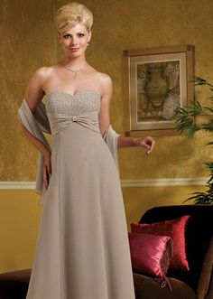 Amazing Strapless Sweetheart Neckline A-line (Princess) Silhouette Sleeveless Mother Of The Bride Dress Buy - $243.49 : Red Bottoms,Red Bottom Shoes,Red Sole Shoes