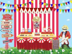 83 best carnival theme taty s grad party images grad parties