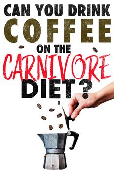 Some people have reported benefits of stopping coffee on a carnivore diet and others say to keep on sipping.  We got some interesting opinions from some of the top carnivore diet doctors and advocates and dropped those nuggets in our article at Wild Lumens. #coffee #carnivorediet #allmeat #lowcarb #highfat #keto #ketosis #paleo #quitcoffee #diet #dietplan Meat Diet, Diet Food List, Diet Tips, Zero Carb Diet, No Carb Diets, Electrolyte Drink, Paleo, Keto, Easy Diets