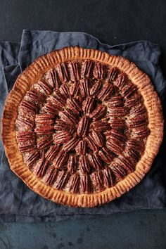 Maple Pecan Pie | Wi