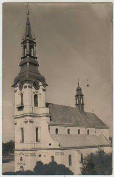 St Joseph Church in Kalisz,  Poland
