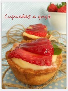 Cupcakes a gogó: Tartaletas de Masa sablé y almendra...soy una egoísta,lo sé!!!!