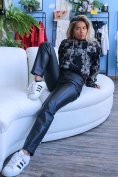 Black Long Sleeve Hoodie Bleach Tye Dye Smoke Gradient | Consttant Black Hooded Sweatshirt, Hooded Sweatshirts, Hoodies, Cold Weather Gear, Fit 4, Tye Dye, Bleach, White Jeans, Smoke