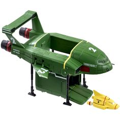 FabGearUSA - Thunderbirds are Go - Sound Vehicle TB2