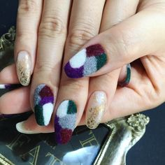 Ideas Geniales, Animal, Nails, Beauty, Velvet Nails, Colors, Finger Nails, Ongles, Animals