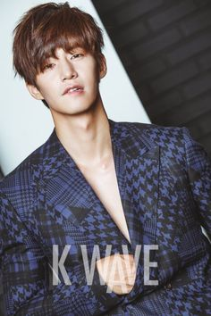 """Song Jae Rim Shows His Manly Charisma with """"KWAVE"""" 