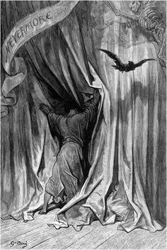 Gustave Doré: The Raven Illustrations.