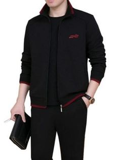 You searched for akolzol.com Fashion Brand, Fashion Fashion, Autumn Fashion, Boutique Shop, Fashion Boutique, Man Sweater, Casual Pants, Men Casual, Collar Styles