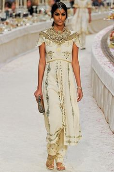 Chanel, indian inspirations