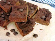 Antipastaa: Vegaaniset browniet ilman viljaa (munaton, maidoto...