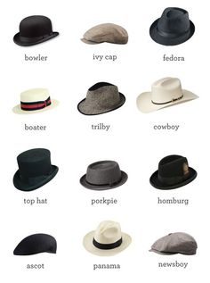 Vintage Hat Styles for Fall/Winter