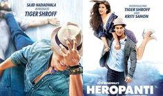 Heropanti movie trailer starring Tiger Shroff is YouTube hit