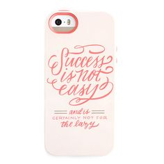 10 Phone Cases That'll Keep You Inspired 24/7: Since that iPhone case stares back at us all day, every day, we like to swap out the practical cases we love for something that can inspire us in the small moments: on the train, in the break room, waiting at the auto mechanic.