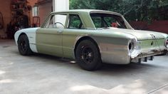 Projects - 63 Falcon Build Thread - Stockcar for the Street | The H.A.M.B.