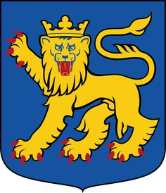 Coat of arms of the municipality of Uppsala, Sweden