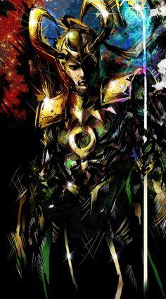 Loki by Vincent Vernacatola