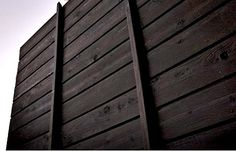 Burned Wood Siding Wood Siding Using The