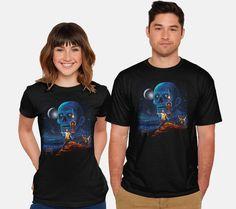 Cool T-Shirt for Women and Men Walking Dead