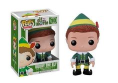 NEW FUNKO POP HOLIDAYS Rare ELF THE MOVIE BUDDY THE ELF 10 RETIRED Vinyl Figure  #FUNKO
