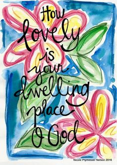 your dwelling place