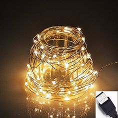 CuZiLe USB LED Fairy Starry String Lights Warm White 33FT... https://www.amazon.co.uk/dp/B01M9CNJMM/ref=cm_sw_r_pi_dp_x_19ccybCZ0KKFD