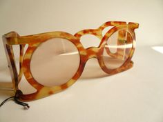 PHILIPPE-CHEVALLIER-very-rare-vintage-Sunglasses-Spectacles-Lunettes