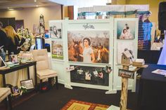 Bridal Faire Booth Design | January 2014 | Kylee Ann Photography | Logan Utah Wedding Photographer