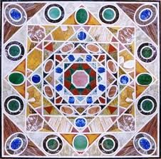 Image result for square mosaic table top designs