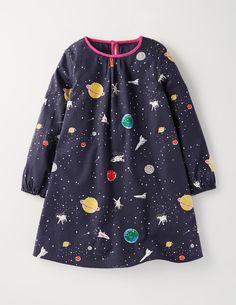 Fun Printed Dress 33485 Dresses at Boden