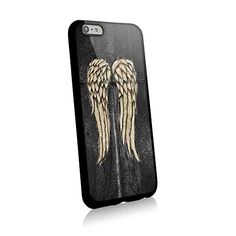 Daryl Dixon Wings Dixon Wingsthe Walking Dead for Best Iphone and Samsung Galaxy Case (iphone 6 plus black)