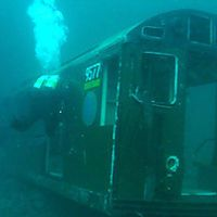trains underwater - Google Search