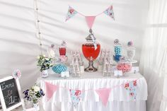 Shabby Chic Party Ideas - Baby Shower Ideas - Themes